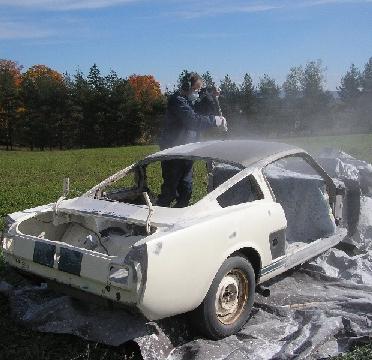 Járművek restaurálása